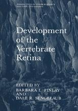 Development of the Vertebrate Retina