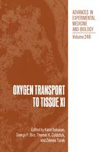 Oxygen Transport to Tissue XI