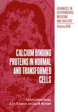 Calcium Binding Proteins in Normal and Transformed Cells