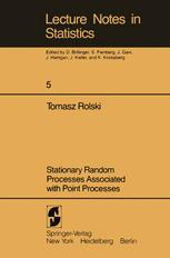 Stationary Random Processes Associated with Point Processes