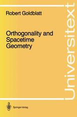 Orthogonality and Spacetime Geometry