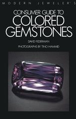 Modern Jeweler's Consumer Guide to Colored Gemstones