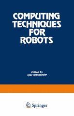 Computing Techniques for Robots