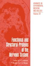Functional and Structural Proteins of the Nervous System