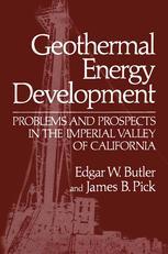 Geothermal Energy Development