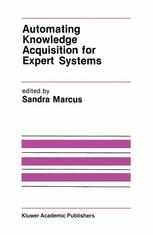 Automating Knowledge Acquisition for Expert Systems
