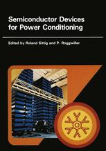 Semiconductor Devices for Power Conditioning