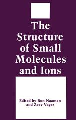 The Structure of Small Molecules and Ions