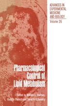 Pharmacological Control of Lipid Metabolism
