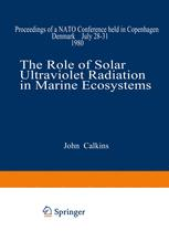 The Role of Solar Ultraviolet Radiation in Marine Ecosystems
