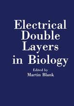 Electrical Double Layers in Biology