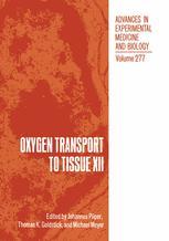 Oxygen Transport to Tissue XII