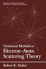 Variational Methods in Electron-Atom Scattering Theory