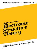 Applications of Electronic Structure Theory