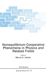 Nonequilibrium Cooperative Phenomena in Physics and Related Fields