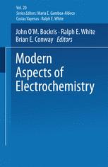 Modern Aspects of Electrochemistry No. 20