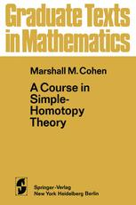 A Course in Simple-Homotopy Theory