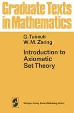 Introduction to Axiomatic Set Theory