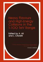 Heavy Flavours and High-Energy Collisions in the 1–100 TeV Range