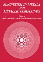 Magnetism in Metals and Metallic Compounds