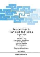 Perspectives in Particles and Fields