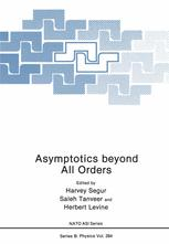 Asymptotics beyond All Orders