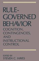 Rule-Governed Behavior