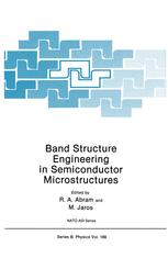 Band Structure Engineering in Semiconductor Microstructures