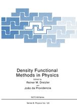 Density Functional Methods In Physics