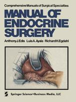 Manual of Endocrine Surgery