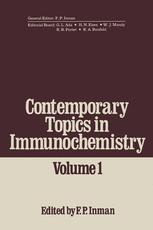 Contemporary Topics in Immunochemistry