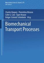 Biomechanical Transport Processes