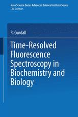 Time-Resolved Fluorescence Spectroscopy in Biochemistry and Biology