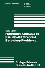 Functional Calculus of Pseudo-Differential Boundary Problems