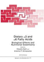 Dietary ω3 and ω6 Fatty Acids