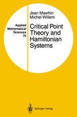 Critical Point Theory and Hamiltonian Systems