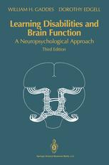 Learning Disabilities and Brain Function