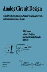 Analog Circuit Design