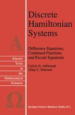 Discrete Hamiltonian Systems