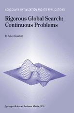 Rigorous Global Search: Continuous Problems