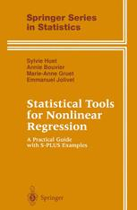 Statistical Tools for Nonlinear Regression