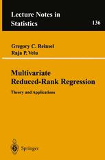 Multivariate Reduced-Rank Regression