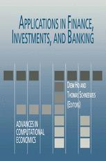 Applications in Finance, Investments, and Banking