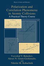 Polarization and Correlation Phenomena in Atomic Collisions