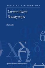 Commutative Semigroups