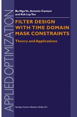 Filter Design With Time Domain Mask Constraints: Theory and Applications