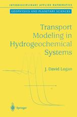 Transport Modeling in Hydrogeochemical Systems