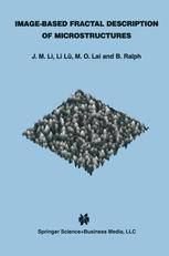 Image-Based Fractal Description of Microstructures