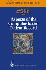 Aspects of the Computer-based Patient Record