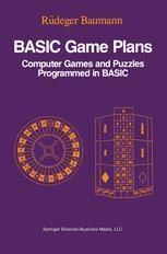 BASIC Game Plans